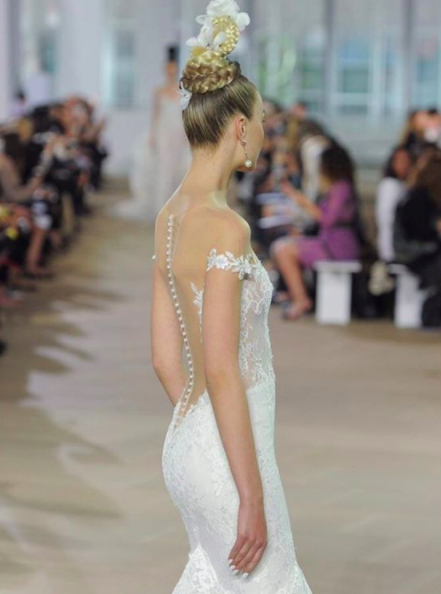 Ines Di Santo Spring/Summer 2018 Bridal Collection ...