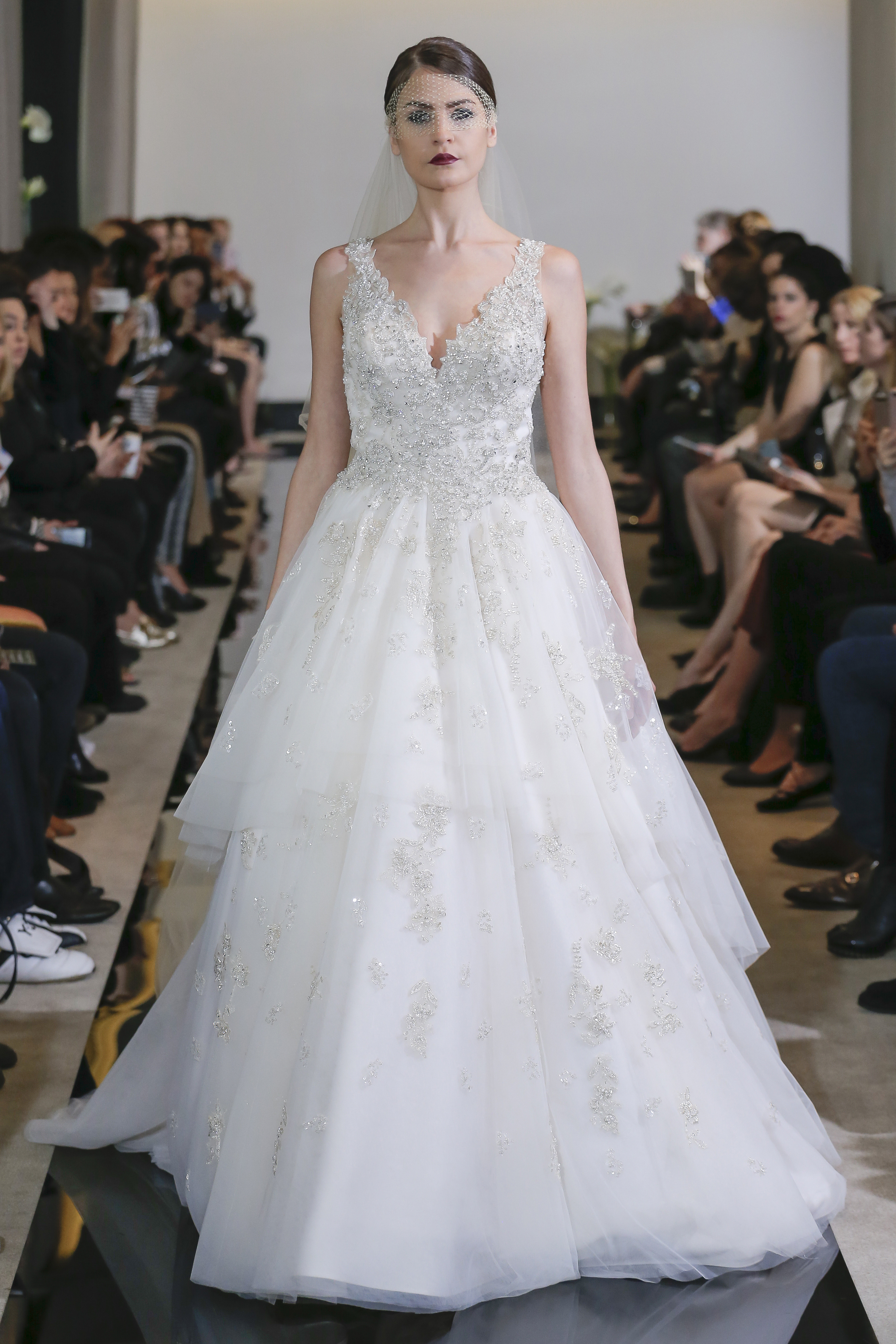 The Unique Justin Alexander Bridal Collection For Spring Summer 2018