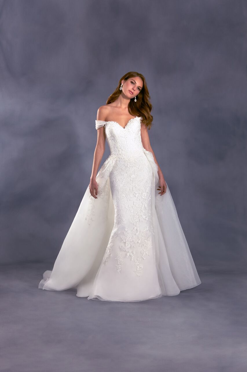 The Magical Alfred Angelo Disney Bridal Collection - Arabia Weddings