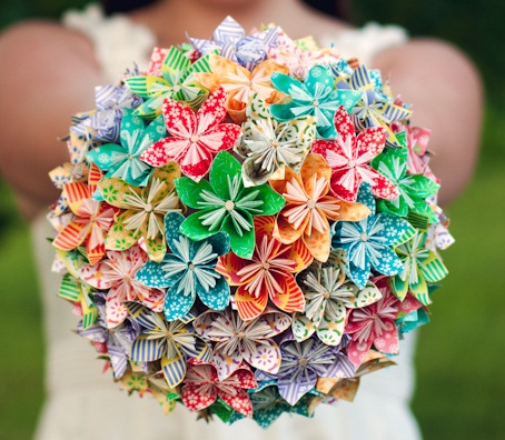 an origami wedding arabia weddings