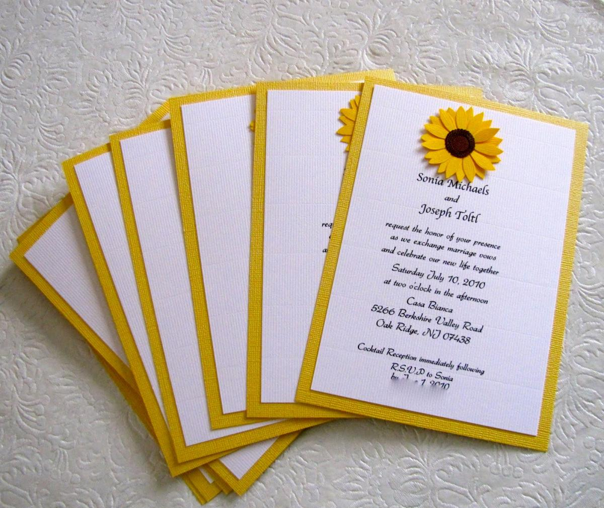 diy blue and yellow wedding invitations yellow wedding invitations Blue And Yellow Wedding Invitation Templates Inspiring