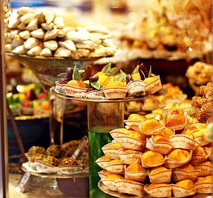 Arabic Wedding Food Menu