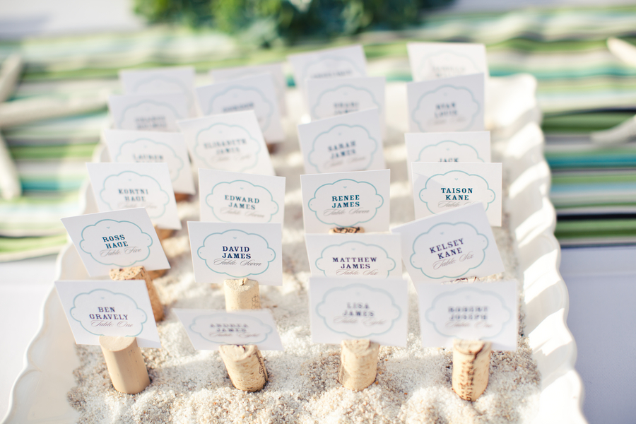 place card holders ideas for your wedding