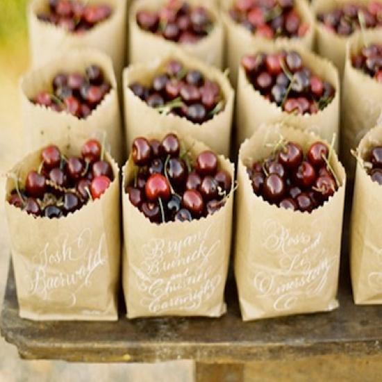 Average Wedding Gift Check : Ideas for Fruity Wedding FavorsArabia Weddings