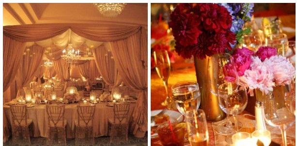 Arabian nights wedding theme arabia weddings for Arabian wedding decoration ideas