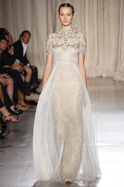 We Picked 5 Beautiful Dresses That Make Perfect Wedding For 2012 And 2013