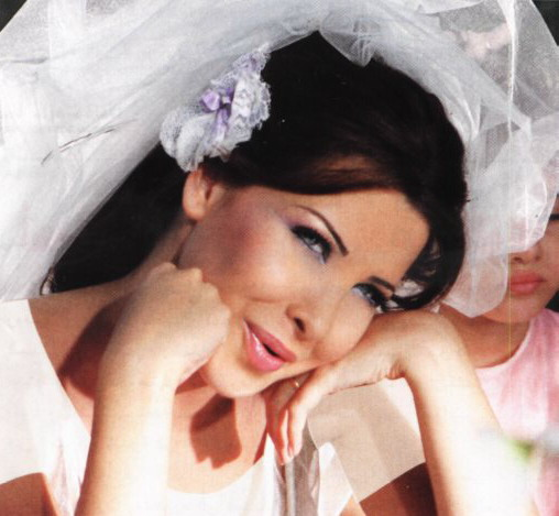 Your Wedding Inspired by Nancy Ajram