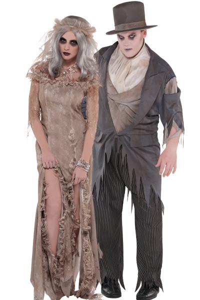 Костюм для пары на хэллоуин своими руками - Первая школа Юла