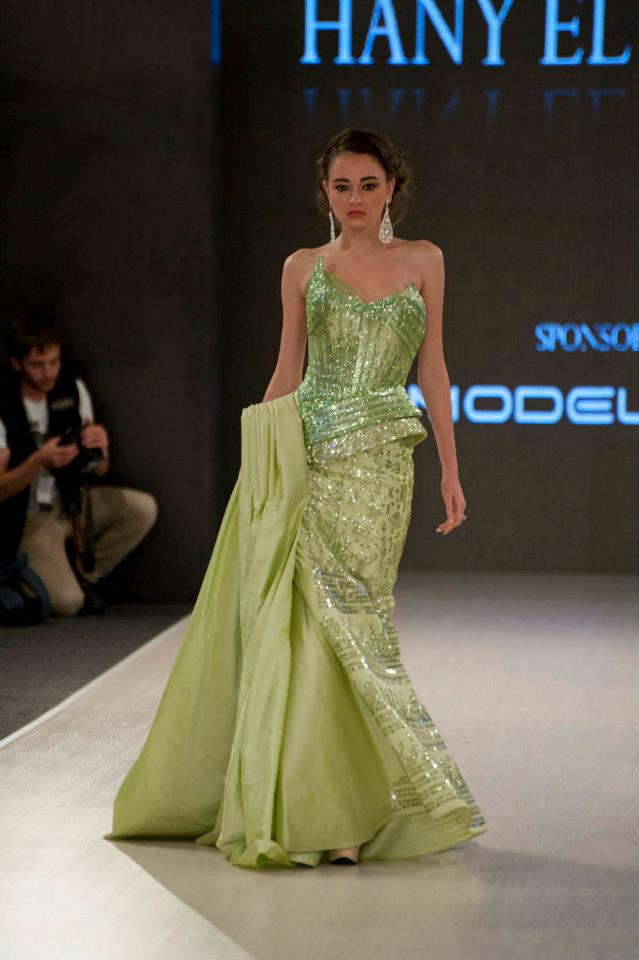 Hany El Behairy Showcases Glamorous Collection At Amman
