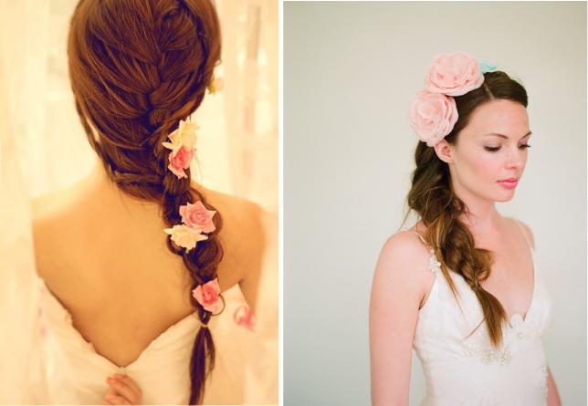 Our Bridal Hair Pick: The Braid