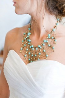 Stone of the Month Turquoise Arabia Weddings