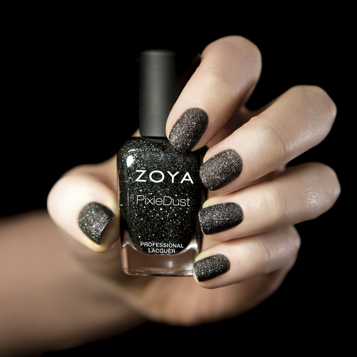 """Zoya New Nail Polish Collection """"PixieDust"""" is All About ... Zoya Sparkle"""