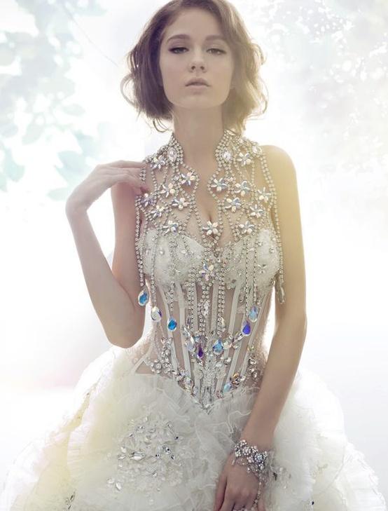 Celebrity Wedding Inspiration Myriam Fares Arabia Weddings