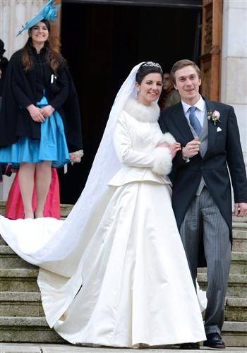 The Austrian Royal Wedding! - Arabia Weddings