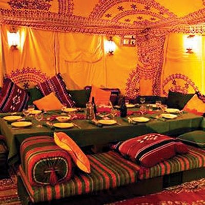 Your Bedouin Style Wedding Arabia Weddings