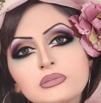 Crazy Wedding Makeup : What is Your Groom Frightened of? - Arabia Weddings