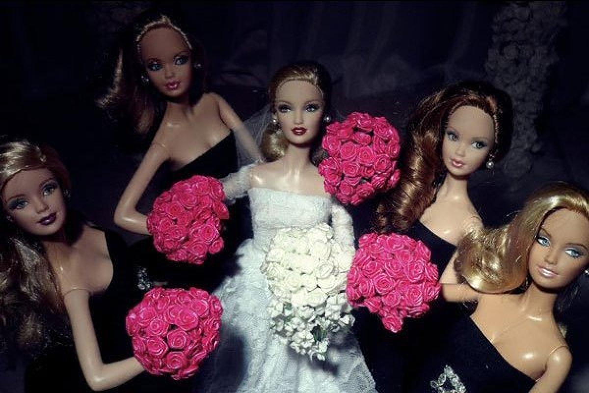 barbie dream wedding