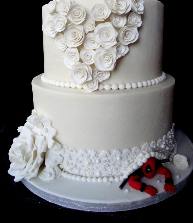 But Maybe Hundreds Of Years From Now Couples Will Be Putting Spider Man Under Their Wedding Cakes For Good Luck And Some Not Even Know What That