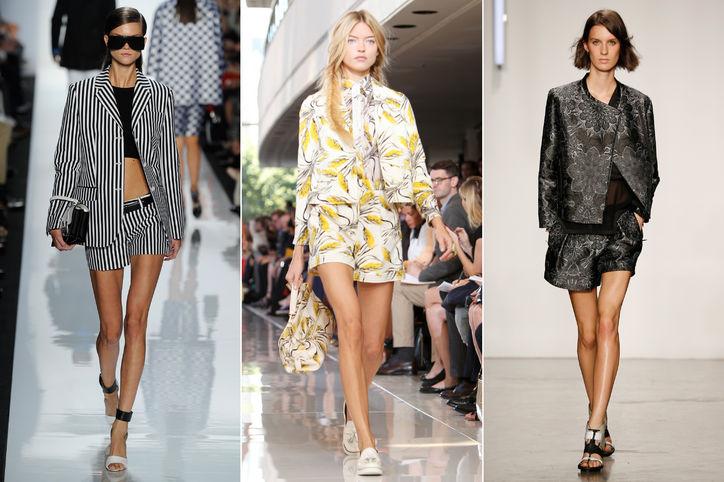 Unique Boucle Pastel Short Suit  Women39s Look  ASOS Fashion Finder