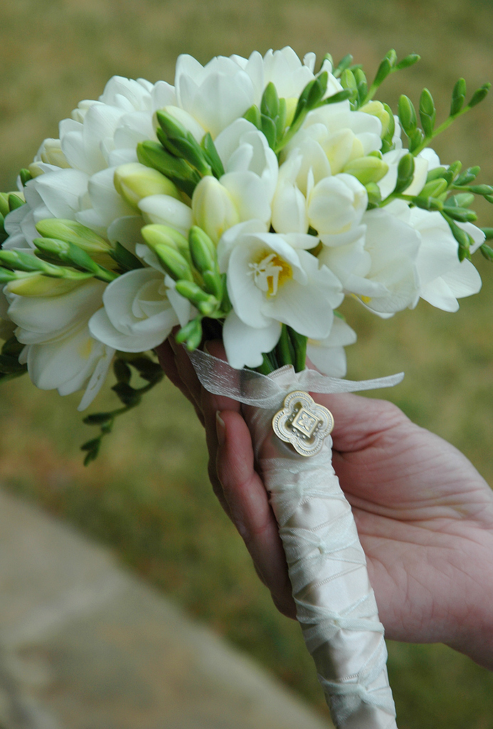delicate freesia flowers for your wedding arabia weddings