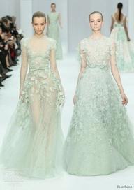 Your Wedding in Colors: A Mint Green Wedding - Arabia Weddings