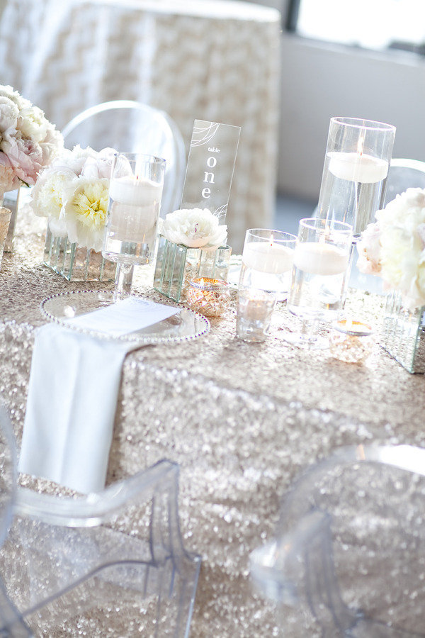 Wedding Table Linens Ideas | Decoration Cool