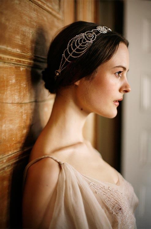 1920 S Hairstyle Trend For The Romantic Bride Arabia
