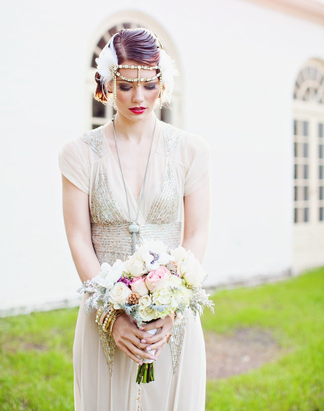 Get Inspired By The Great Gatsby - Arabia Weddings