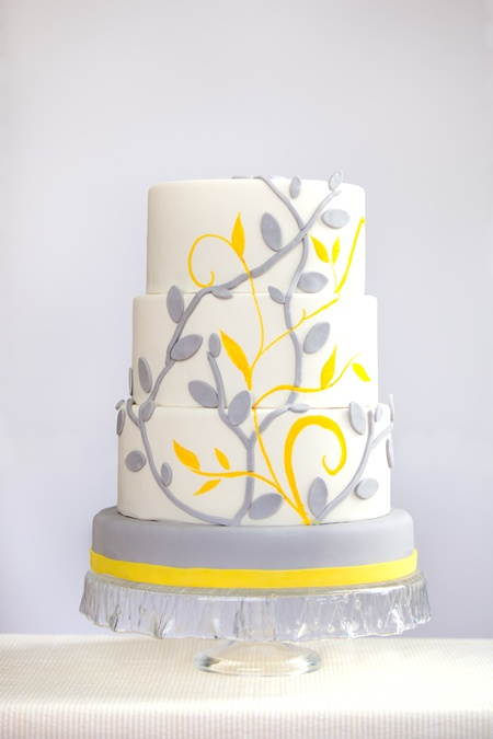 Your Wedding in Colors: Yellow and Grey - Arabia Weddings