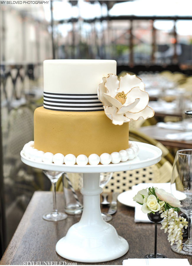 Great gatsby wedding ideas arabia weddings for Art deco cake decoration