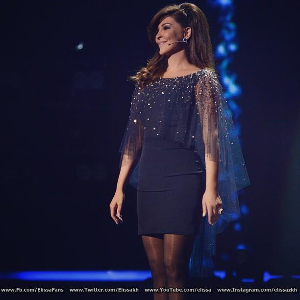 Your Engagement Look Inspired By Elissa on X Factor ... Elissa Dresses In X Factor