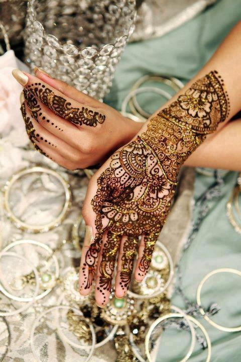 Henna Traditions From Around The World Arabia Weddings