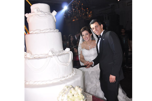 Pictures: Donia Samir Ghanem's Wedding - Arabia Weddings  Pictures: Donia...