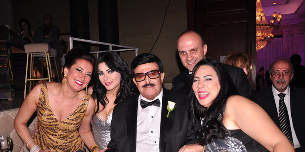 Pictures: Donia Samir Ghanem's Wedding | Arabia Weddings  Pictures: Donia...