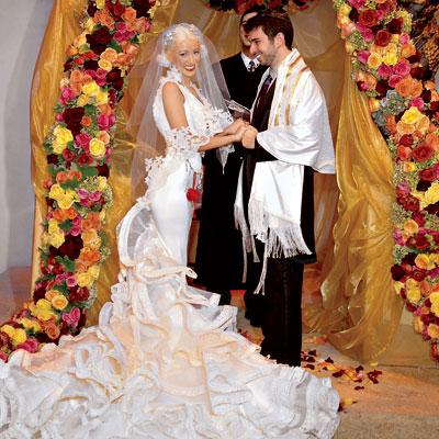Wedding Dresses Of Celebrities 112
