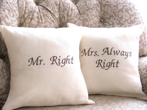 Mr And Mrs Accessories We Love For The Newlyweds