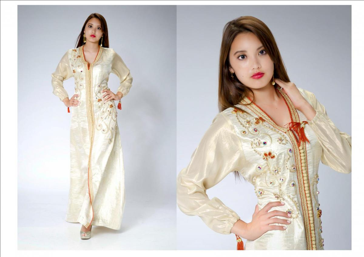 2a17309746 Every lady should choose a Kaftan that shows her beauty and gives her  confidence.