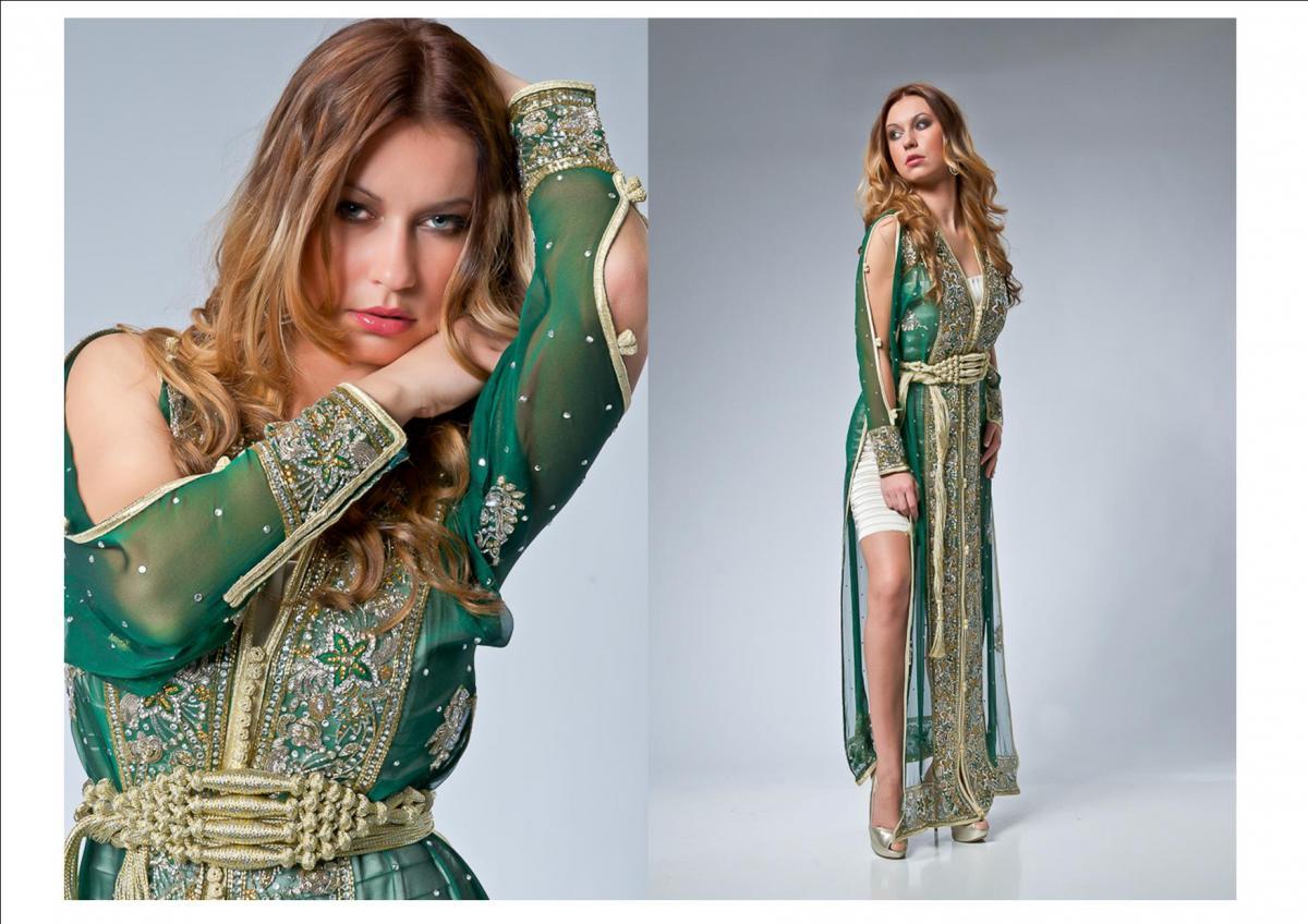 2a337d216f Exclusive Interview with Moroccan Kaftan Designer | Arabia Weddings