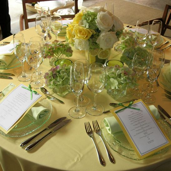 We Have A Few Ideas You Will Like For Zesty Colored Wedding