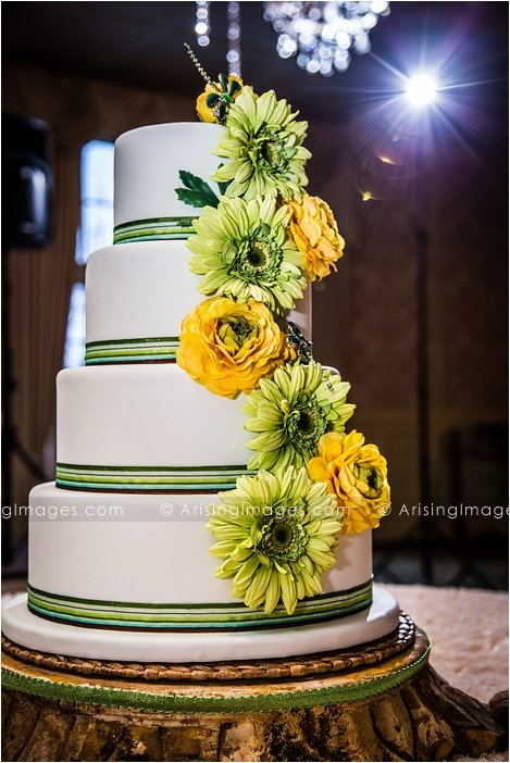 Your Wedding In Colors Lime Green And Yellow