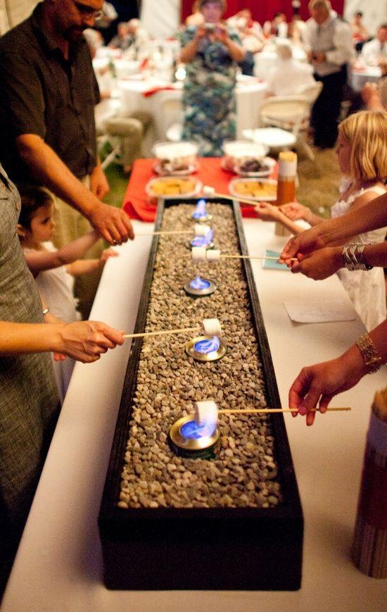 Wedding Catering Trend: DIY Food Stations - Arabia Weddings