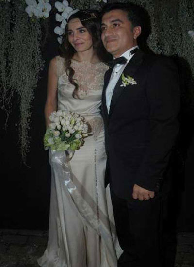 Nahed doran wedding hairstyles
