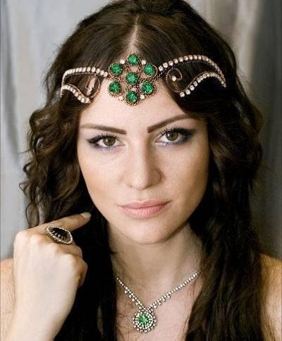 Harim Al Sultan Inspired Bridal Look - harim_al_sultan_1