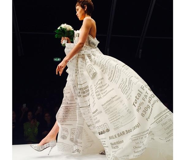 Top Ten Wedding Songs Of All Time: Rita Ora Falls In Love With Moschino Wedding Dress