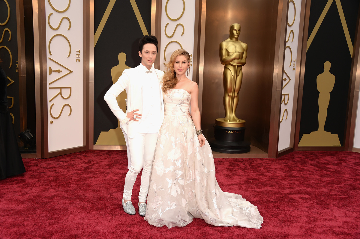 Oscars 2014 Dresses That Are Fit For A Bride Arabia Weddings