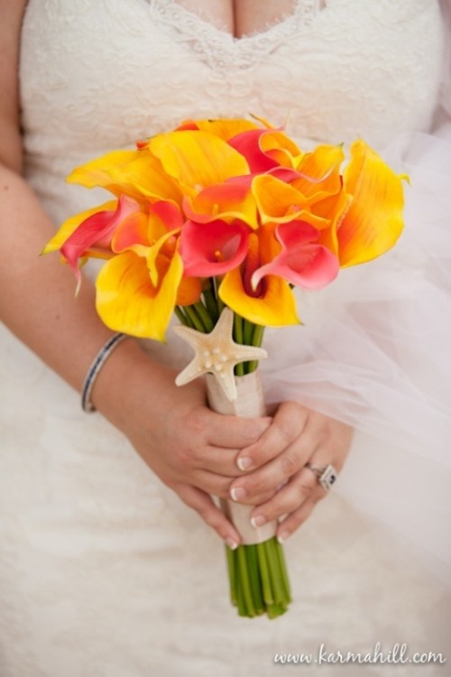 Your wedding in colors yellow and coral arabia weddings here are some yellow and coral wedding ideas that are gorgeous for your wedding mightylinksfo