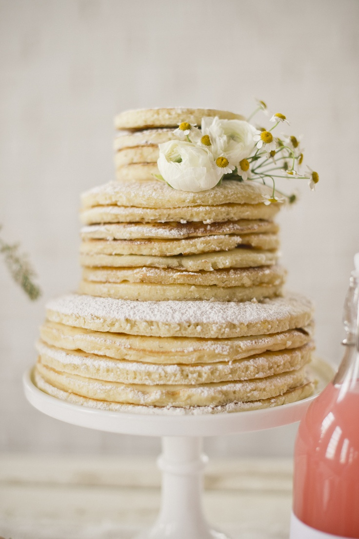 Wedding Cake Trend The Pancake Wedding Cake Arabia Weddings