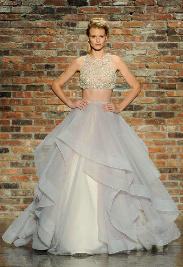 Wedding Dress Tops