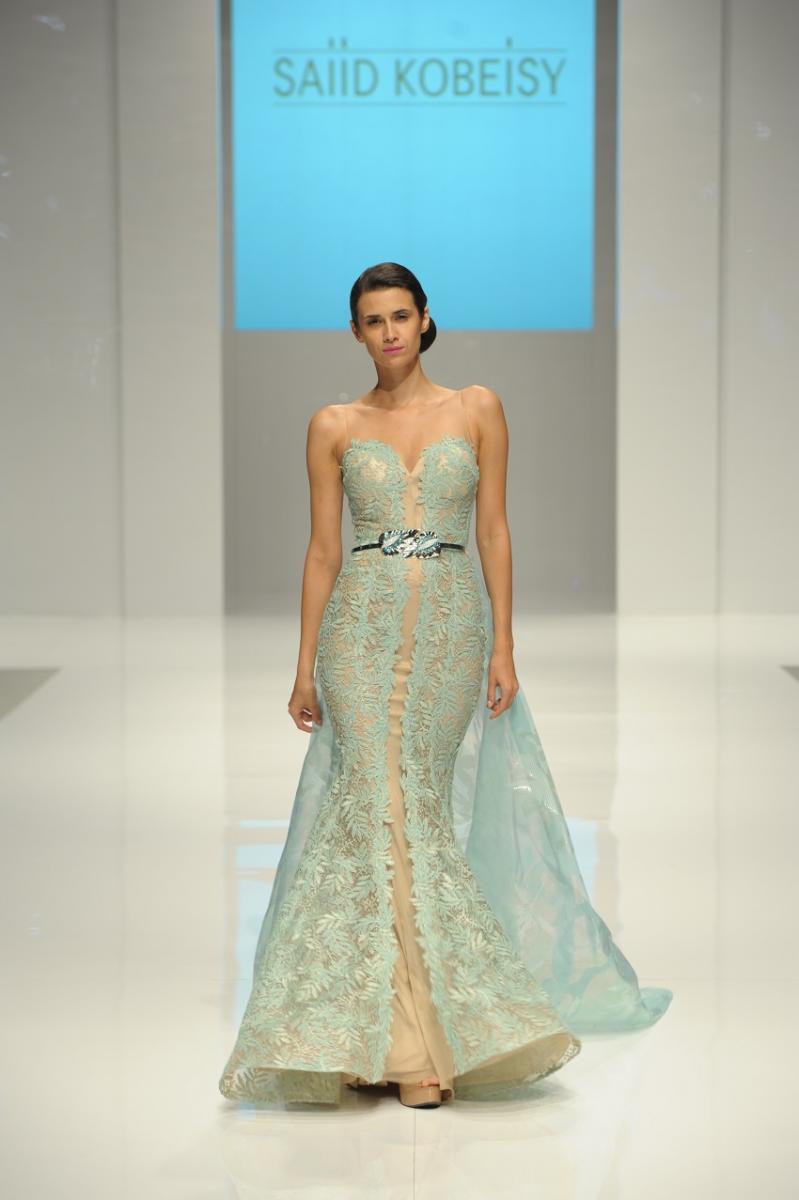 a534d1ed9 مقابلة مع مصمم الأزياء اللبناني سعيد قبيسي | موقع العروس