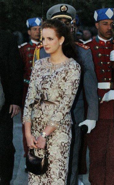 Fashion Inspiration Princess Lalla Salma Of Morocco